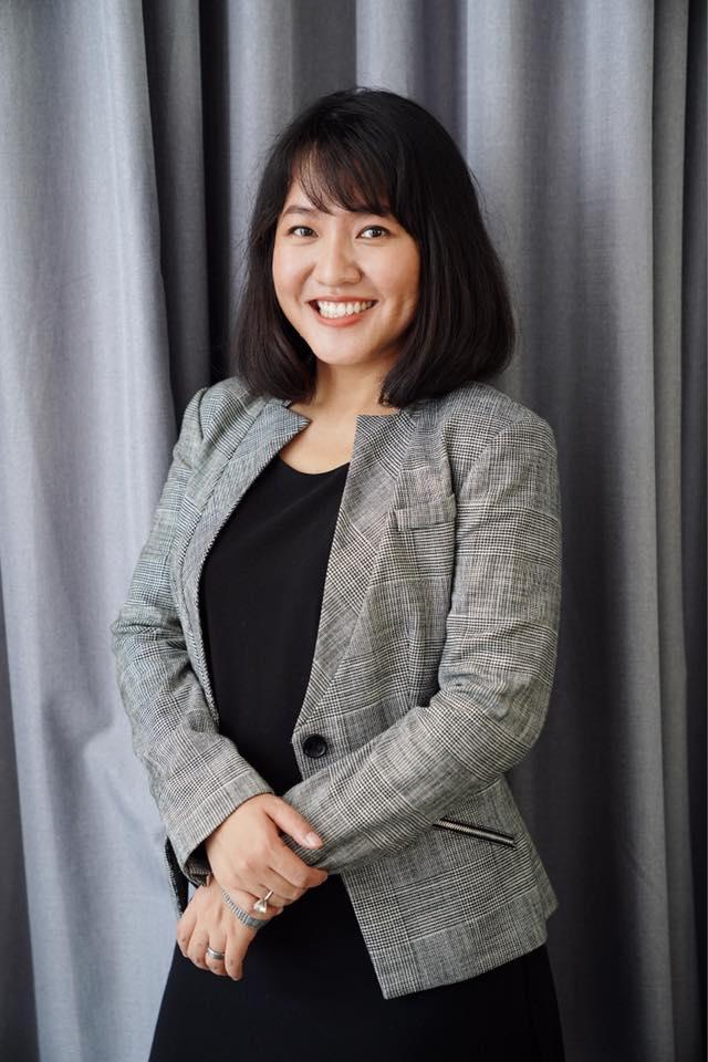 Bà Lê Diệp Kiều Trang - nhà sáng lập của quỹ đầu tư Alabaster. Ảnh: BTC.