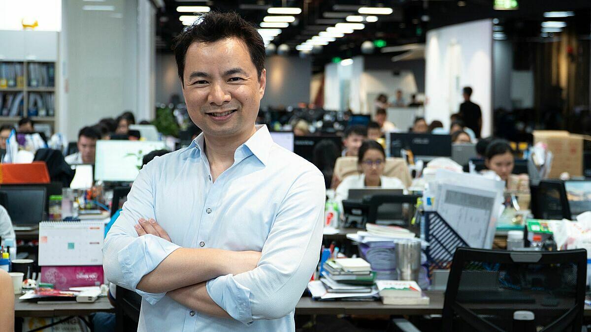 Ông Richard Triều Phạm - Phó tổng giám đốc tài chính tại Tập đoàn Tiki. Ảnh: BTC.