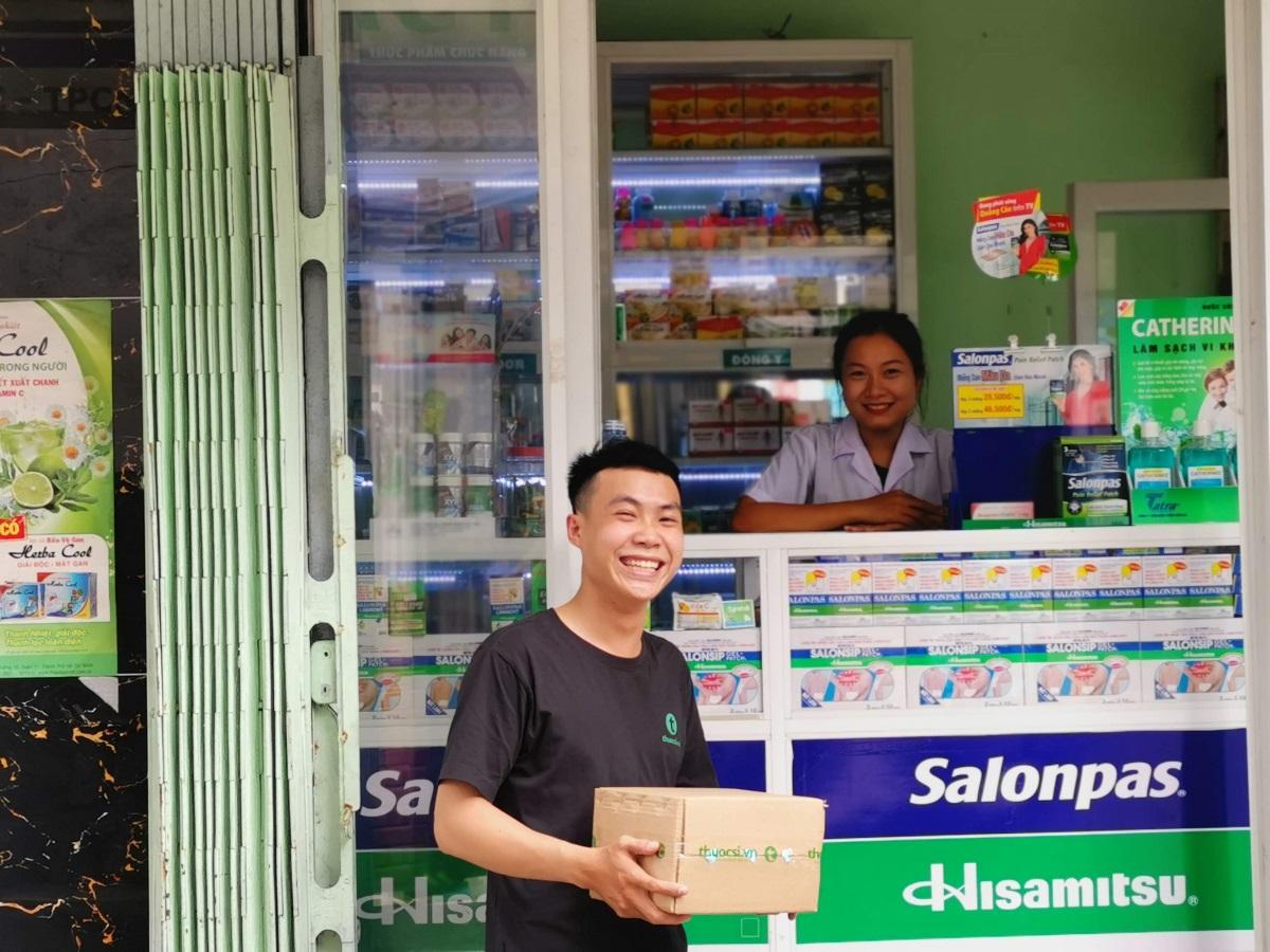 Thuocsi tận dụng sự phân mảnh của thị trường dược phẩm để khởi nghiệp. Ảnh: Thuocsi.vn