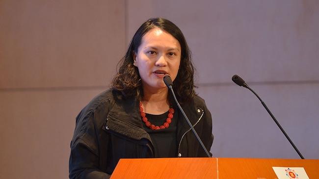 Bà Nguyễn Quỳnh Trâm, Giám đốc Quốc gia (Việt Nam, Lào và Campuchia) của Google