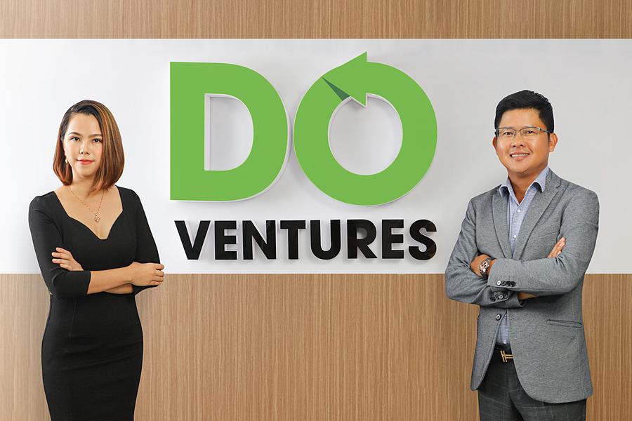 Lê Hoàng Uyên Vy và Nguyễn Mạnh Dũng (Shark Dzung) - hai nhà sáng lập Do Ventures.